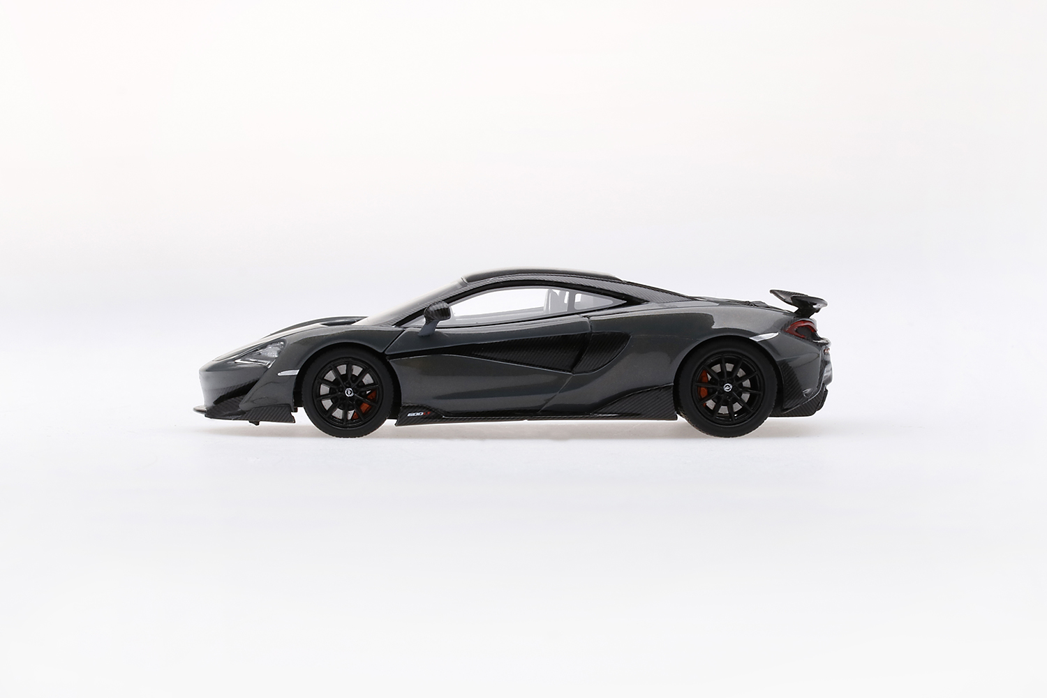 McLaren 600LT  Chicane Effect