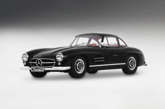 Mercedes-Benz 300 SL Gullwing 1956  Black LTD 50 Pcs