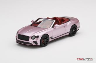 Bentley Continental GT Convertible  Passion Pink