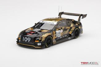 Bentley Continental GT3 #109  2019 Total 24 Hours of Spa