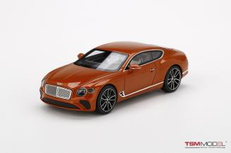 Bentley Continental GT  Orange Flame