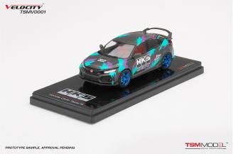 Honda Civic Type R (FK8) HKS  2018 Time Attack
