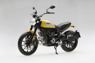 Ducati Scrambler Icon '62 Yellow